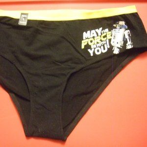 """NEW Star Wars """"May The Force Be With You""""-Torrid 2"""